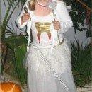 Homemade Evil Tooth Fairy Costume