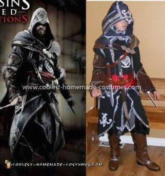 Coolest Ezio from Assassins Creed Revelations Costume