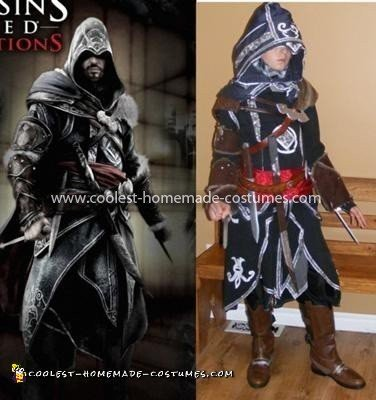 Coolest Ezio From Assassins Creed Revelations Costume
