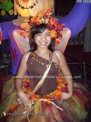 Fairy Halloween Costume