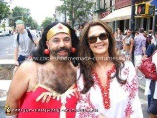 Coolest Fat Wonder Woman Costume