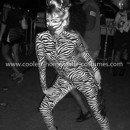 Coolest Female Zebra Costume 10