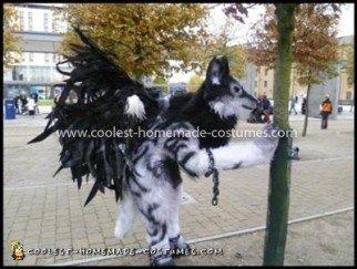 Homemade Fenris Wolf Costume