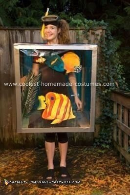 Coolest Fish Tank Costume