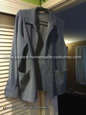 Coolest Flynn Rider from Tangled Costume - 1st sleeve removed