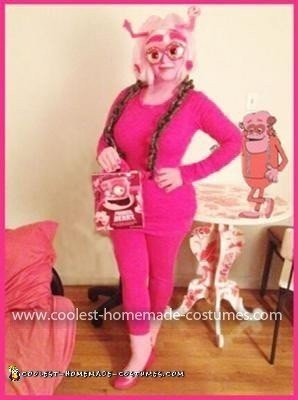 Coolest Frankenberry Costume