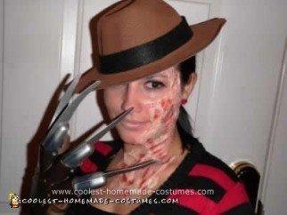 Freddy Krueger Costumes For Kids Halloween | Coolest Homemade Freddy Krueger Costumes