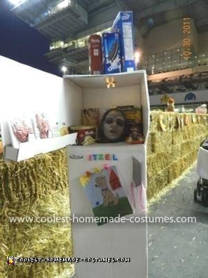 Coolest Frozen Head Costume 21
