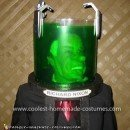 Coolest Futurama President Nixon's Head in a Jar Costume 12