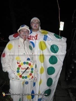 Gameboards Halloween Costume