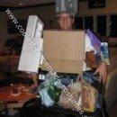 Garbage Halloween Costume