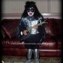 Homemade Gene Simmons the Demon Costume
