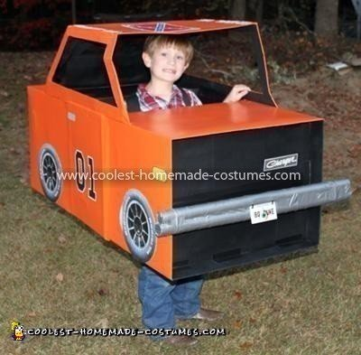 Coolest General Lee Dukes of Hazzard Costume 2