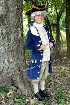 Coolest George Washington Costume