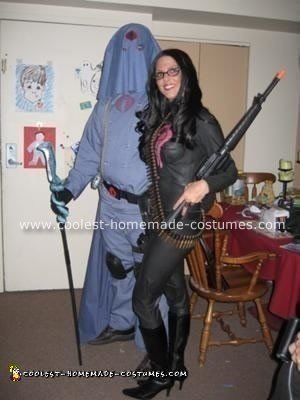 Cobra Commander and Baroness Costumes