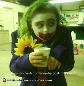 The Girl Joker Halloween Costume