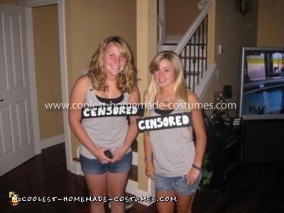 Homemade Girls Gone Wild Costume