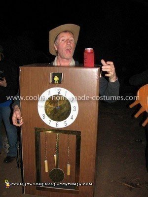 Coolest Grandfather Clock Costume