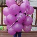 Grapes DIY Halloween Costume Idea