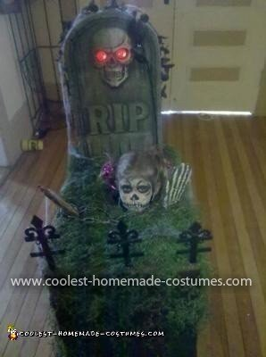 Coolest Graveyard Costume