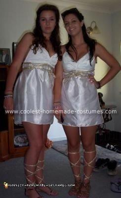 Greek Homemade Costumes