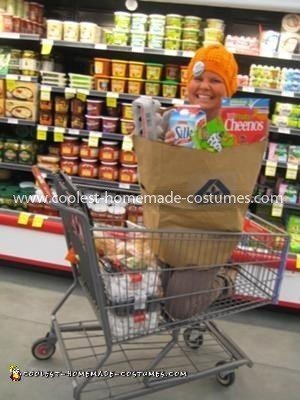 Coolest Grocery Bag Costume 4