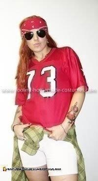 Homemade Guns N Roses Axl Rose and Slash Couple Costume
