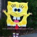 Handmade Spongebob Costume