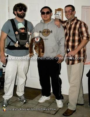 Coolest Hangover Group Costumes 9
