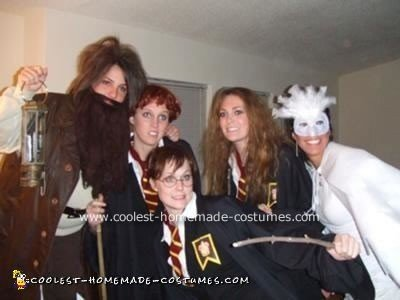 Harry and Gang