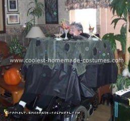 Haunter House Table Costume