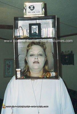 Head-Case Costume
