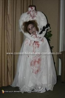 Headless Bride Halloween Costume
