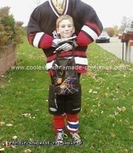 Tragic hockey incident