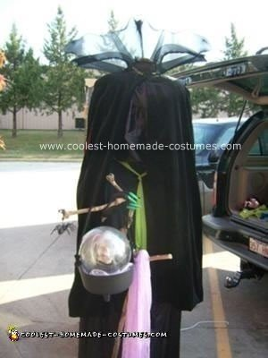 Headless Witch Halloween Costume