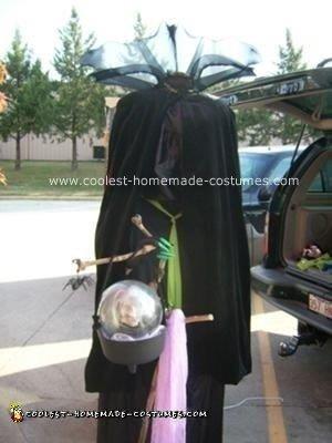 Headless Witch Halloween Costume