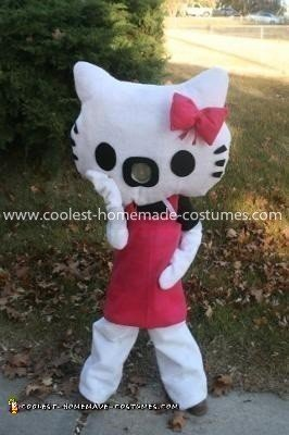 Coolest Hello Kitty Costume