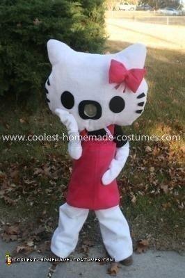Coolest Hello Kitty Costume