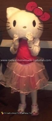 Coolest Hello Kitty Costume 6