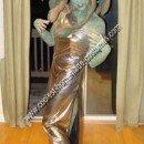 Homemade Medusa Costume