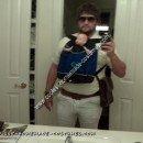 Homemade Alan Garner Costume from The Hangover