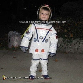 Coolest Homemade Astronaut Costumes