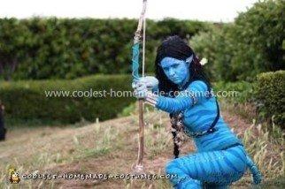 Coolest Homemade Avatar Costume