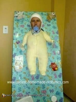 Homemade Baby Costume