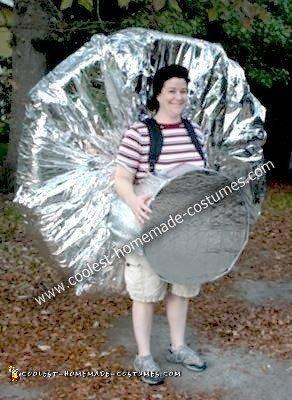 Homemade Balloon Boy Hoax Costume