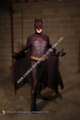 My Finished Batman Costume