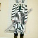Homemade Beetlejuice Halloween Costume