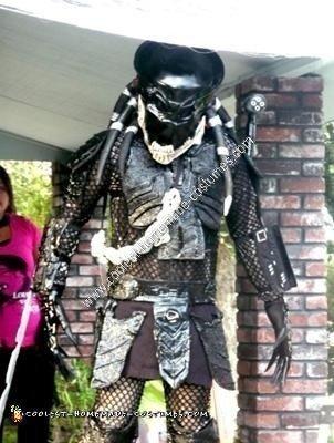 Coolest Homemade Berserker Predator Costume