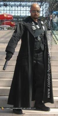 Homemade Blade Costume: The Daywalker