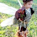 Homemade Boy Fairy Costume